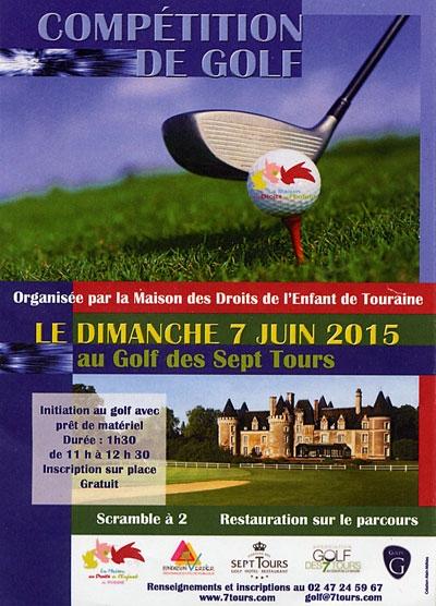 compétition golf